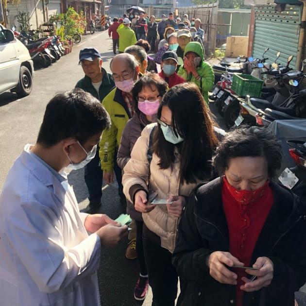 Vì sao Đài Loan không thiếu khẩu trang