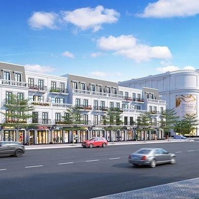Vingroup ra mắt tổ hợp nhà phố thương mại tại Mỹ Tho