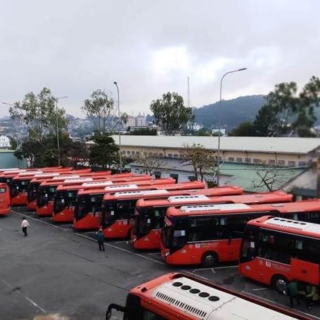 Xe khách Phương Trang mở bán vé Tết